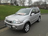 USED 2006 06 NISSAN X-TRAIL 2.2 dCi Columbia 5dr 82,000 GUARANTEED MILES