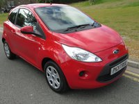 USED 2013 62 FORD KA  1.2 Edge 3dr (start/stop) £500 MINIMUM PART EXCHANGE BALANCE PRICE SHOWN