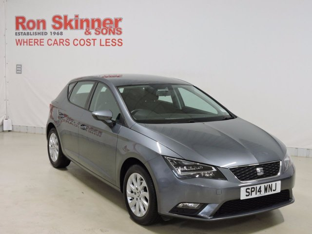View our SEAT LEON