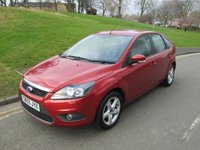 USED 2009 59 FORD FOCUS 1.6 Zetec 5dr 50,000 GUARANTEED MILES - EXCELLENT CONDITION