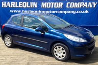 USED 2007 57 PEUGEOT 207 1.4 URBAN 3d 73 BHP IDEAL FIRST CAR PEUGEOT 207 1.4 URBAN 3 DOOR POWER STEERING ELECTRIC FRONT WINDOWS RECENT CAM BELT REPLACED