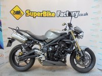 USED 2009 09 TRIUMPH STREET TRIPLE 675 GOOD & BAD CREDIT ACCEPTED, OVER 500+ BIKES