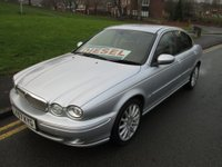 USED 2008 57 JAGUAR X-TYPE 2.0 D S 4dr £500 MINIMUM PART EXCHANGE BALANCE PRICE SHOWN