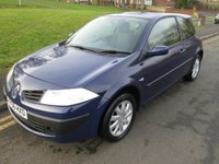 USED 2006 56 RENAULT MEGANE 1.4 16v Extreme 3dr 60,000 GUARANTEED MILES - SERVICE HISTORY -12 MONTHS MOT