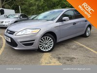 2011 FORD MONDEO 2.0 EDGE TDCI 5d ALLOYS, ONLY 1 FORMER KEEPER £4990.00