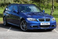2012 BMW 3 SERIES 2.0 320D SPORT PLUS EDITION TOURING 5d AUTO 181 BHP £11980.00