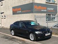 2009 BMW 3 SERIES 2.0 320D SE 4d 175 BHP £5495.00