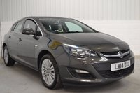 USED 2014 14 VAUXHALL ASTRA 1.7 EXCITE CDTI 5d 108 BHP