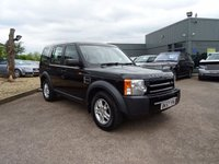USED 2007 57 LAND ROVER DISCOVERY 2.7 3 TDV6 GS 5d 188 BHP 1 PREVIOUS OWNER 9 SERVICE STAMPS SERVICED AT 10060M 18534M 28802M38928M 48620M 58865M 70461M 81952M 92573M 8 MAIN DEALER STAMP 1 SPECIALIST TELEPHONE PREP BLUETOTTH PLUS REVERSING CAMERA