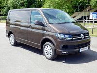 USED 2016 66 VOLKSWAGEN TRANSPORTER T6 T30 2.0TDI 150PS SWB HIGHLINE T6 150PS Euro 6 with Satellite Navigation