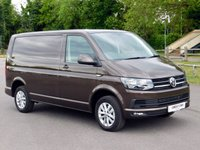 USED 2016 66 VOLKSWAGEN TRANSPORTER T6 T30 2.0TDI 150PS SWB DSG HIGHLINE T6 150PS Automatic Euro 6 with Satellite Navigation