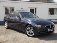 USED 2013 13 BMW 3 SERIES 2.0 320D XDRIVE SPORT 4d 181 BHP