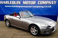 USED 2002 52 HONDA S 2000 2.0 16V 2d 236 BHP RARE SORT AFTER HONDA S2000 CONVERTIBLE IN DARK SILVER WITH OXBLOOD RED LEATHER ALLOYS FULL SERVICE HISTORY RECENT ENGINE RE BUILD MUST BE SEEN