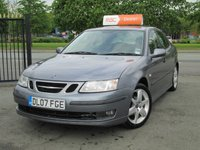 USED 2007 07 SAAB 9-3 1.9 DTH VECTOR SPORT 4d 150 BHP PREVIOUSLY SOLD HERE