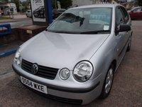 2004 VOLKSWAGEN POLO 1.2 TWIST 5d 63 BHP £2295.00