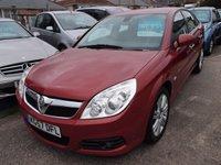 2007 VAUXHALL VECTRA 2.2 ELITE 16V 5d 155 BHP £2695.00