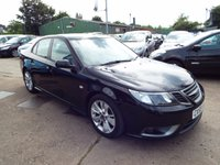 USED 2009 59 SAAB 9-3 1.9 TURBO EDITION TTID 4d 180 BHP ONE OWNER FROM NEW / FULL SERVICE HISTORY