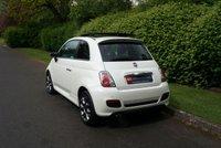 USED 2014 14 FIAT 500 1.2 S DUALOGIC 3d AUTO 69 BHP