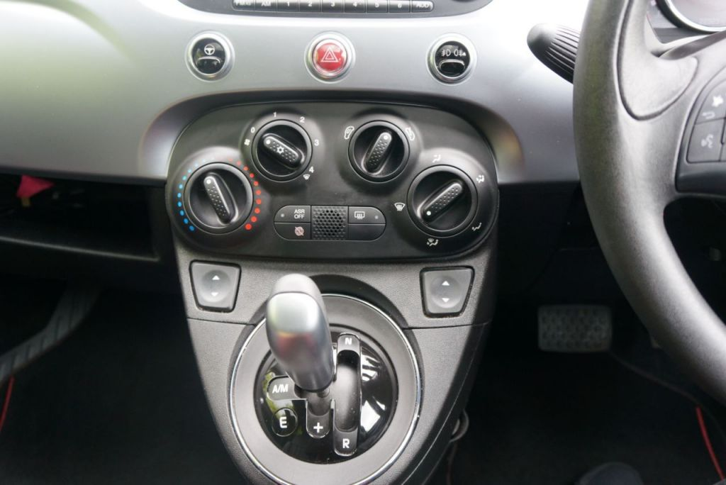 2014 Fiat 500 S Dualogic £8,190