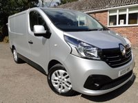 2015 RENAULT TRAFIC 1.6 SL27 DCI 115 SPORT £SOLD