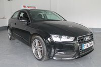 USED 2013 63 AUDI A3 2.0 TDI SE 3d 148 BHP GREAT LOOKING A3,