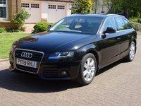 2009 AUDI A4 2009, 2.0 AVANT TDI QUATTRO DPF SE 5d 168 BHP £8500.00