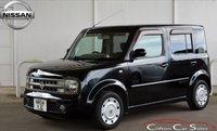 USED 2004 04 NISSAN CUBE 1.4i AUTO 5 DOOR DRIVE AWAY TODAY