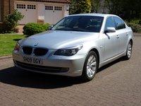 2009 BMW 5 SERIES 2.0 520D SE BUSINESS EDITION 4d 175 BHP £6500.00