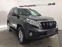 USED 2015 TOYOTA LAND CRUISER 3.0 3d *** COMMERCIAL ***