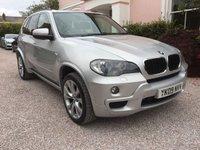 2009 BMW X5 3.0 D M SPORT 5d AUTO 232 BHP £17495.00