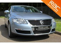 USED 2008 58 VOLKSWAGEN PASSAT 2.0 HIGHLINE TDI 4d 138 BHP A CHEAP PASSAT BUT WITH LOW OWNERS, FULL HISTORY AND A GOOD SPECIFICATION!!!