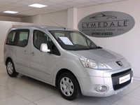 USED 2008 08 PEUGEOT PARTNER TEPEE 1.6 S HDI 5d 89 BHP Be Quick Great Price! Long MOT & In Great Overall Condition