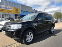 USED 2012 12 LAND ROVER FREELANDER 2.2 TD4 GS 5d AUTO 150 BHP