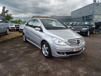 USED 2008 08 MERCEDES-BENZ B CLASS 1.5 B150 SE 5d 94 BHP 2 PREVIOUS OWNERS SE SPECIFICATION  MARCH 19 2018 MOT 9 SERVICE STAMPS 3 KEYS