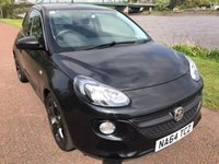 USED 2014 64 VAUXHALL ADAM 1.2 SLAM 3d 69 BHP **LOW MILEAGE, LOW INSURANCE GROUP**