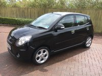 USED 2009 09 KIA PICANTO 1.1 3 5d 65 BHP High Spec Picanto 3