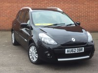 USED 2012 62 RENAULT CLIO 1.5 EXPRESSION PLUS DCI 5d 88 BHP