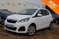 USED 2015 15 PEUGEOT 108 1.0 ACTIVE 3d 68 BHP 6 Months warranty, 1 Year MOT