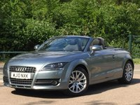 2010 AUDI TT 1.8 TFSI 2d 160 BHP £9995.00