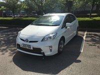 USED 2015 15 TOYOTA PRIUS 1.8 Hybrid VVTI Auto