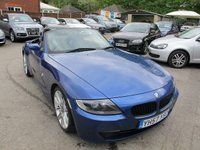 USED 2007 57 BMW Z4 2.0 Z4 M SPORT ROADSTER 2d 148 BHP HEATED LEATHER , VERY SPECIAL