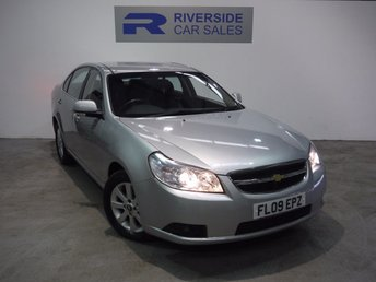 View our CHEVROLET EPICA