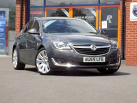 USED 2015 65 VAUXHALL INSIGNIA 2.0 CDTI ELITE NAV ECOFLEX 5dr 167 BHP * Leather & Nav * *ONLY 9.9% APR with FREE Servicing*