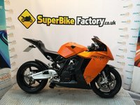 USED 2012 12 KTM RC8 1190 GOOD & BAD CREDIT ACCEPTED, OVER 500 PLUS BIKES IN STOCK