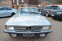 USED 1971 MERCEDES-BENZ SL 3.5 350 SL 2d AUTO 195 BHP Free 12 Month National Warranty Included.