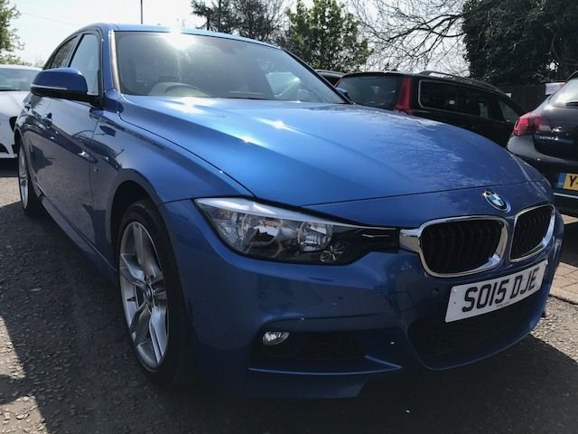 2015 15 BMW 3 SERIES 3.0 335D X DRIVE M SPORT 4d AUTO 302 BHP