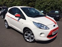 USED 2010 10 FORD KA 1.2 GRAND PRIX 3d 69 BHP