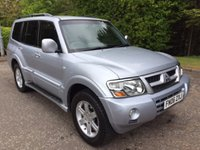 USED 2006 06 MITSUBISHI SHOGUN 3.2 DI-D WARRIOR LWB  5d 159 BHP AUTO 6 MONTHS PARTS+ LABOUR WARRANTY+AA COVER