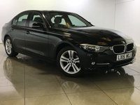 USED 2015 15 BMW 3 SERIES 2.0 316D SPORT 4d AUTO 114 BHP One Owner From New/Great Car