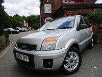 2006 FORD FUSION 1.6 ZETEC CLIMATE 5d AUTO 100 BHP £4000.00